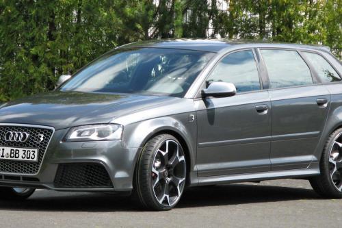 B&B Audi RS3 - до 510PS / 680Nm