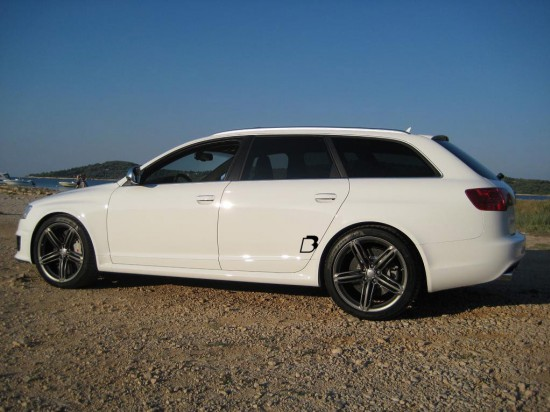 B&B Audi RS6 V10 Sport Wagon