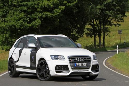 B&B Audi SQ5 TDI - мощностью 400 лошадиных сил и 800 нм