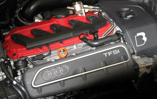 B&B Audi TT RS