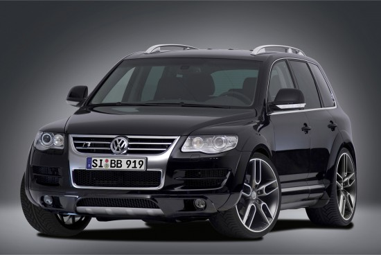 B&B VW Touareg