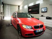 BBM Motorsport BMW E91 330d , 3 of 11