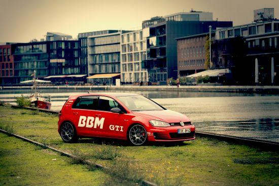 BBM Motorsport Volkswagen Golf VII GTI Plus
