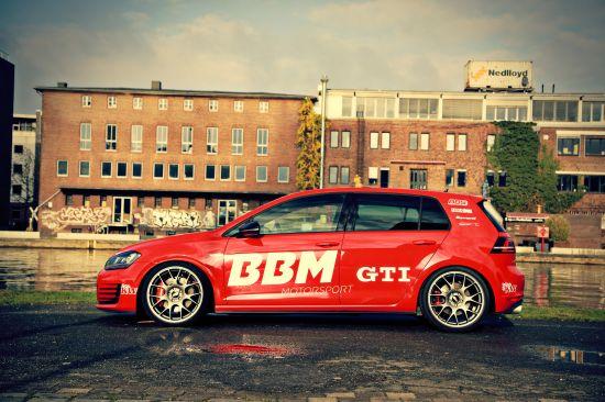 BBM Motorsport Volkswagen Golf VII GTI Plus