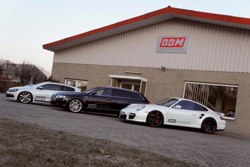 BBM Motorsport Volkswagen Scirocco