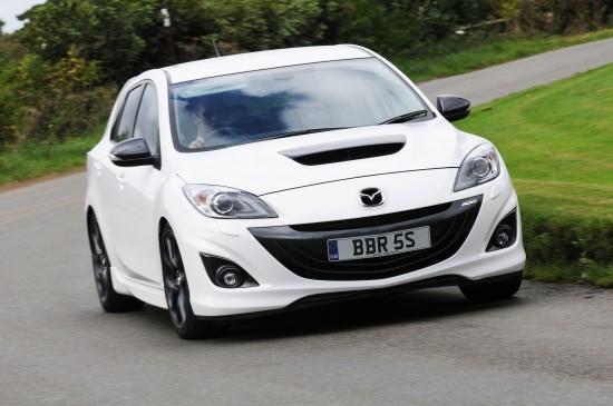 BBR Mazda 3 MPS Phase 2