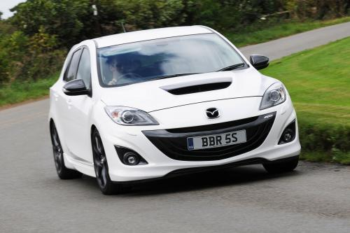 BBR Mazda 3 MPS фаза 2