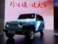 thumbnail image of Beijing Auto BJ2020 Concept500 Shanghai 2013