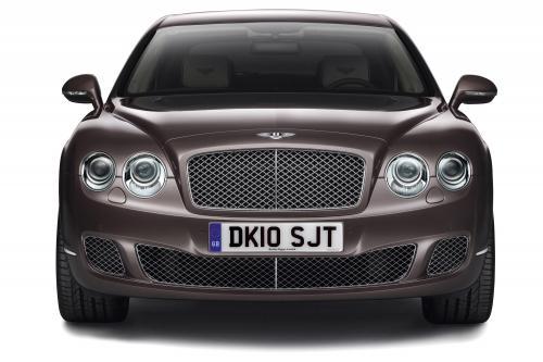 Компания Bentley представит два эксклюзивных континентальных легавых на Auto China 2010