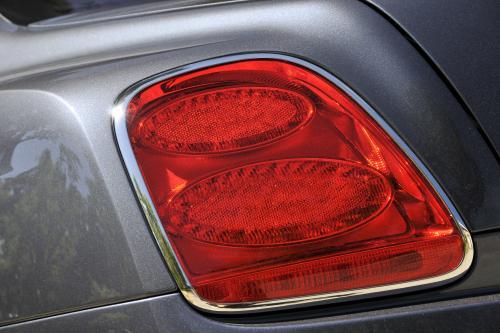 2009 Bentley Continental Flying Spur - Дебютирует На Британском Международном Автосалоне
