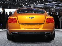 thumbnail image of Bentley Continental GT Geneva 2011