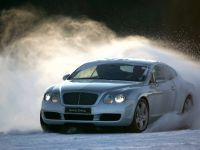 Bentley Continental GT - Power on Ice, 1 of 6