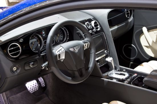 Bentley Continental GT Speed Moscow