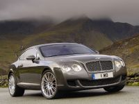 Bentley Continental GT Speed, 1 of 4