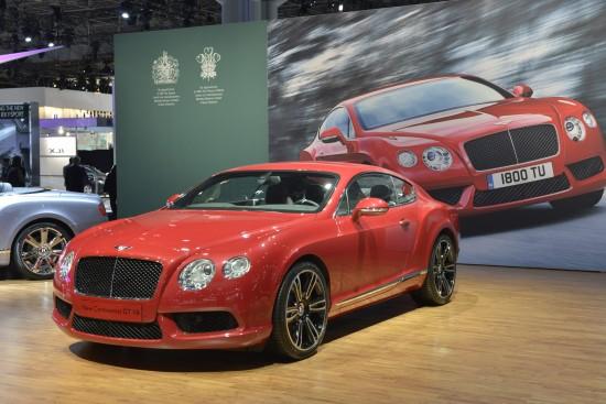 Bentley Continental GT V8 New York