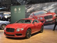 Bentley Continental GT V8 New York 2012
