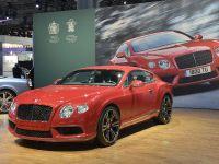 Bentley Continental GT V8 New York 2012