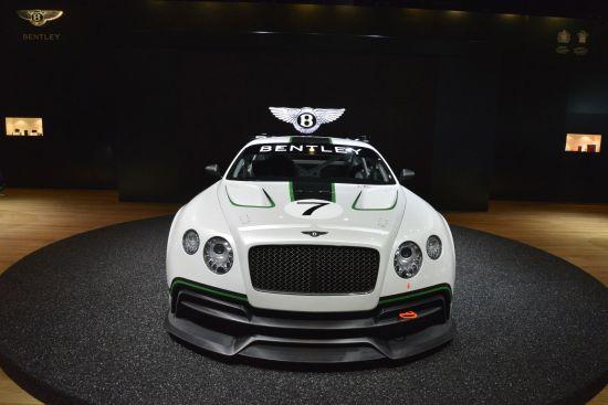 Bentley Continental GT3 Los Angeles