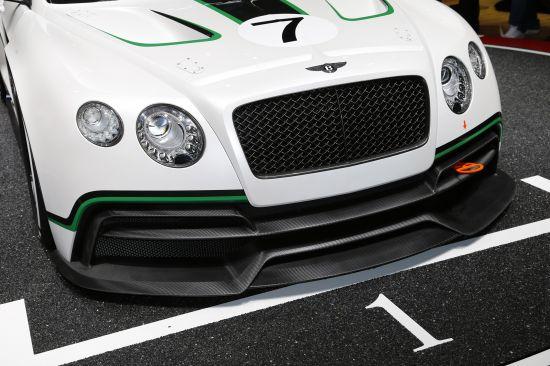 Bentley Continental GT3 Paris