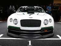 thumbnail image of Bentley Continental GT3 Paris 2012