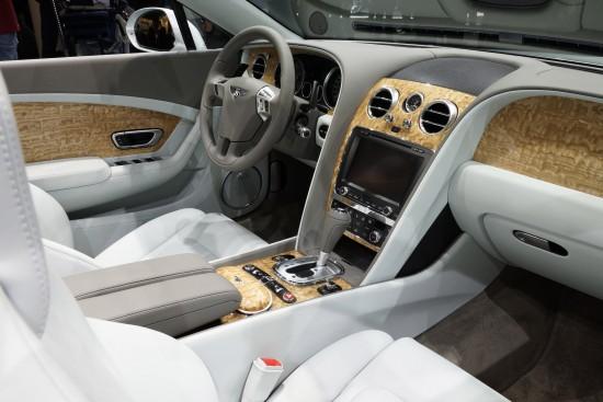 Bentley Continental GTC Frankfurt