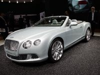 Bentley Continental GTC Frankfurt 2011