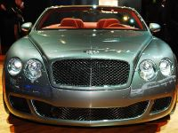 thumbnail image of Bentley Continental GTC Speed Detroit 2009