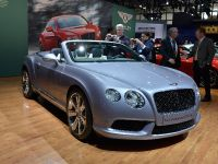 Bentley Continental GTC V8 New York 2012