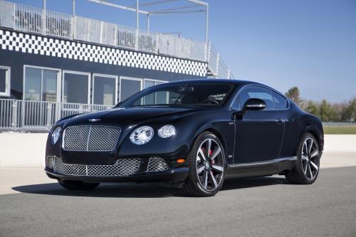 Bentley представляет Mulsanne и Continental Le Mans Limited Edition модели