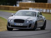 Bentley Continental Supersports Fly With Derek Bell