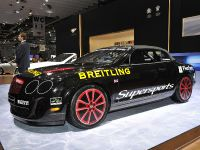 thumbnail image of Bentley Continental Supersports Ice Speed Record Geneva 2011