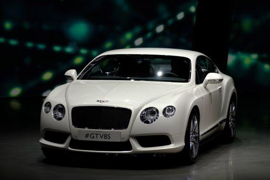 Bentley Continental V8 S Frankfurt