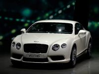 Bentley Continental V8 S Frankfurt 2013