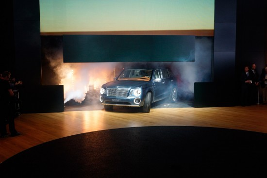 Bentley EXP 9 F Geneva