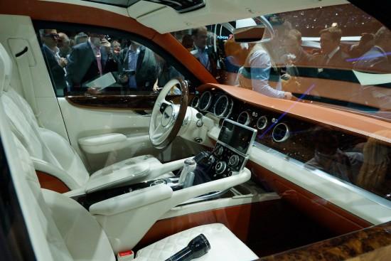 Bentley EXP 9 F Geneva