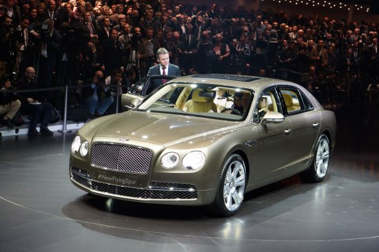 Bentley Flying Spur Geneva