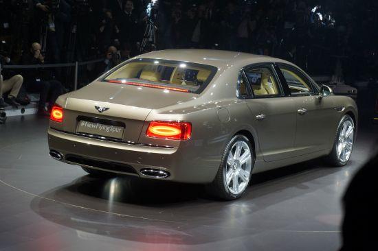Bentley Flying Spur Geneva