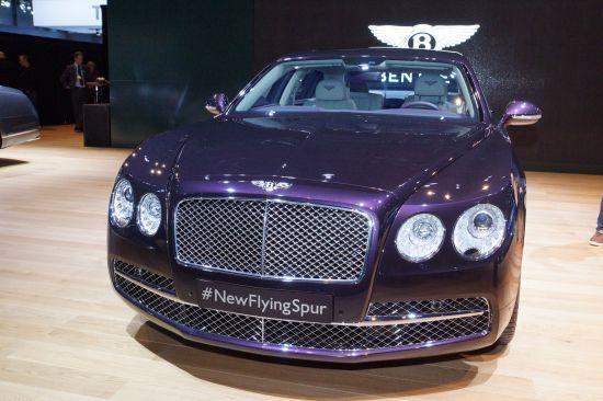 Bentley Flying Spur New York