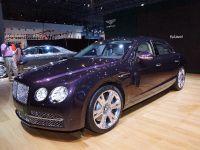 Bentley Flying Spur New York 2013