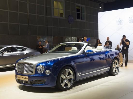 Bentley Grand Convertible Los Angeles