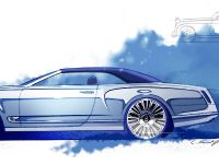 thumbnail image of Bentley Mulsanne Convertible Concept Sketches