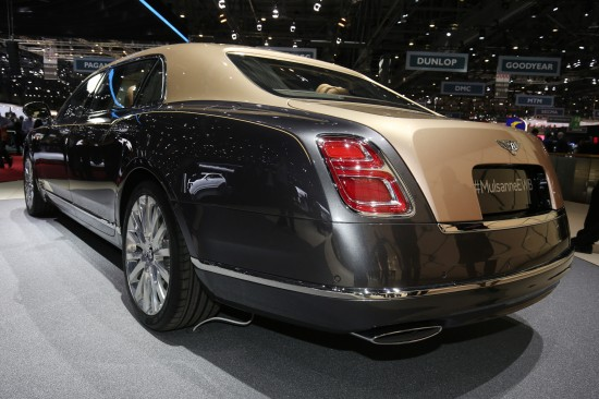 Bentley Mulsanne EWB Geneva