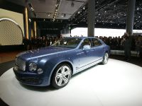thumbnail image of Bentley Mulsanne Frankfurt 2009