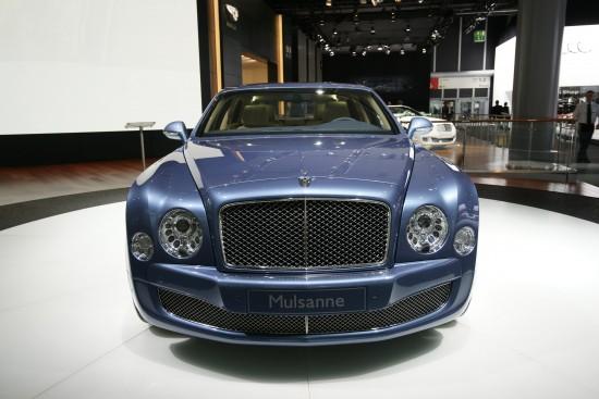 Bentley Mulsanne Frankfurt
