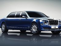 Bentley Mulsanne Grand Limousine by Mulliner, 1 of 4