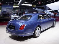 Bentley Mulsanne Paris 2014