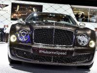 Bentley Mulsanne Speed Paris 2014