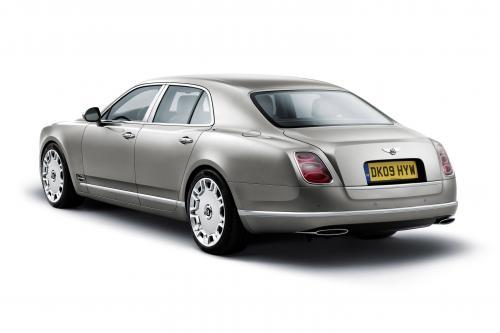 Bentley Mulsanne - новый флагман grand tourer
