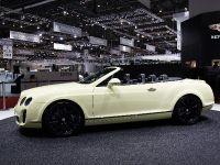 Bentley Supersports Convertible Geneva 2010
