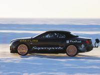 Bentley Supersports Ice Speed Record, 15 of 15